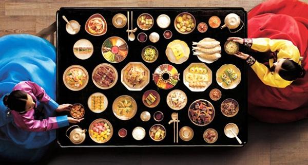 Văn hóa ẩm thực của người Hàn Quốc